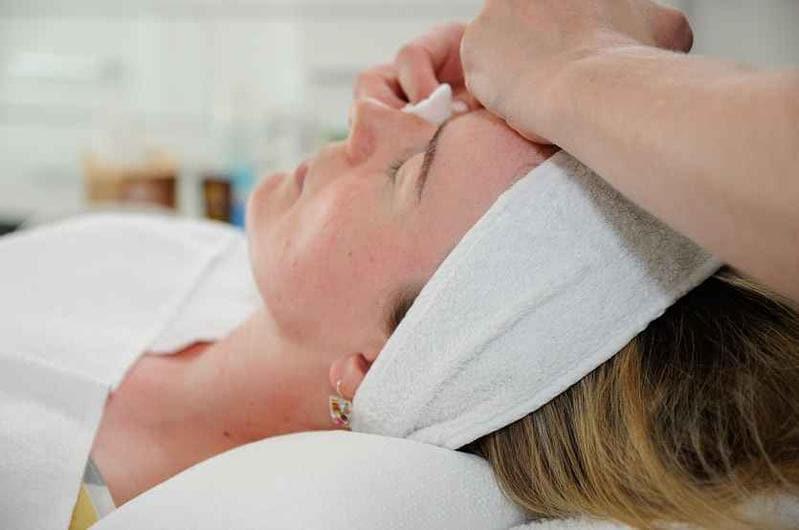 Kosmetik-Behandlung im GBL Kosmetikinstitut