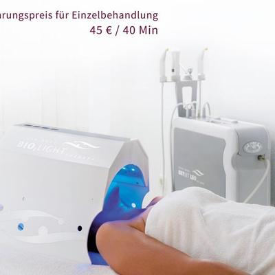 BIO2 Light Behandlung