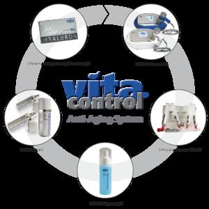 Vita control Anti-Aging System Grafik